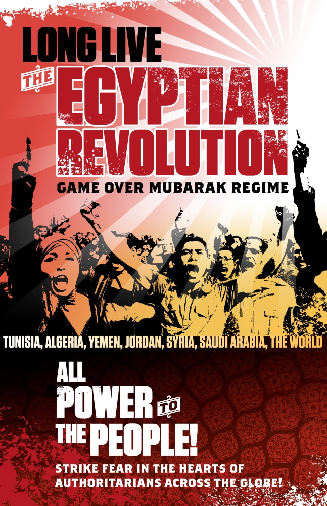 Is Egypt's Revolution Part of a