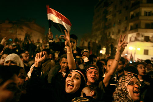 More From the Anthropologists on the Egyptian Revolution