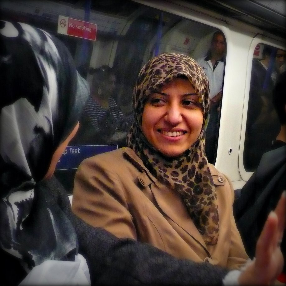 London, veil, gender