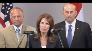 Michelle Bachmann explains to Egyptians how the Muslim Brotherhood was responsible for 9/11.