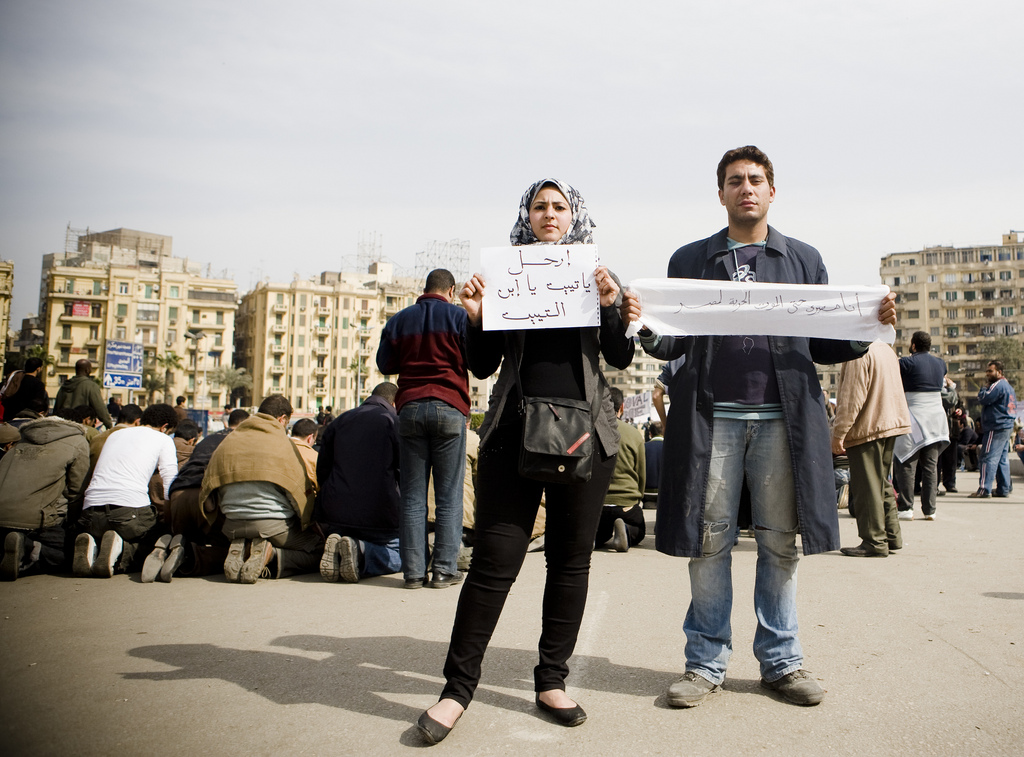 imagining the egyptian revolution connected in cairo