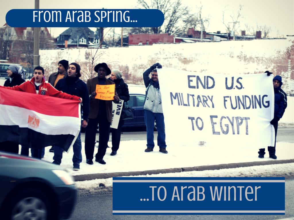 the term arab spring