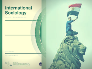 The latest issue of the journal International Sociology features three articles on the Egyptian revolution, as well as other articles on the Arab uprisings generally.