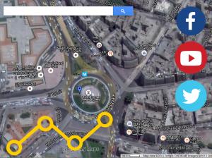 Tahrir Virtual Space